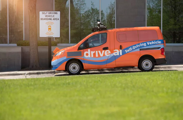 Apple mua start-up xe tự lái Drive.ai - Ảnh 1.