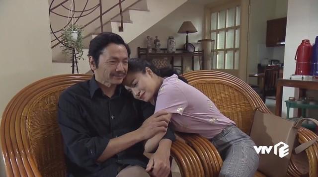 Trước Về nhà đi con, Thu Quỳnh từng làm vợ bố Trung Anh - Ảnh 2.