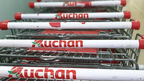 Saigon Co.op tiếp quản Auchan Việt Nam - Ảnh 1.