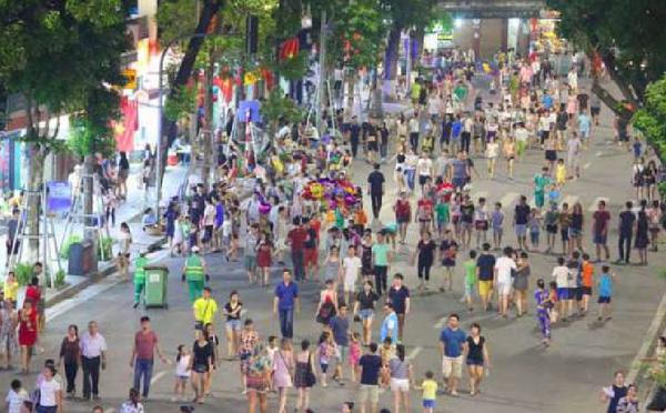Phố đi bộ và chợ đêm Đà Nẵng dự kiến hoạt động vào quý 3/2019 - Ảnh 1.