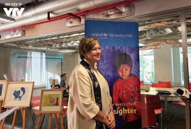 UNICEF giới thiệu phim hoạt hình nhân Ngày Trái đất - Ảnh 1.