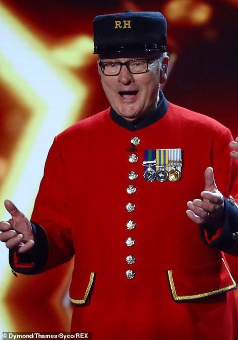 Britain's Got Talent 2019: Cụ ông 89 tuổi giành chiến thắng - Ảnh 1.
