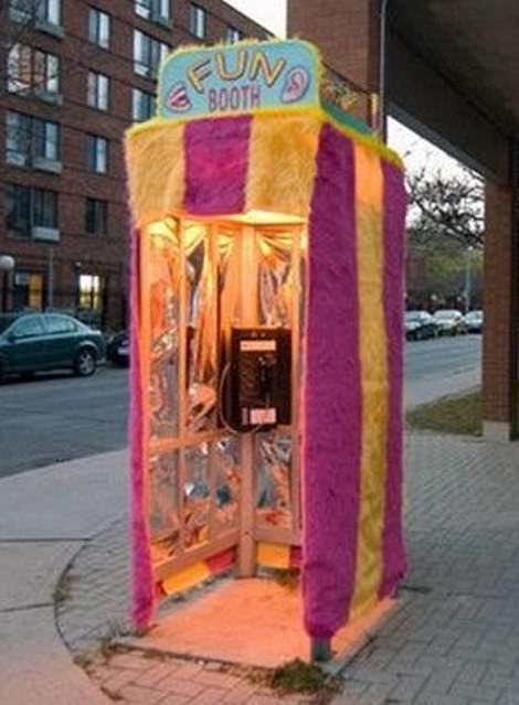 Chiêm ngưỡng những bốt điện thoại kì lạ nhất thế giới - Ảnh 16.