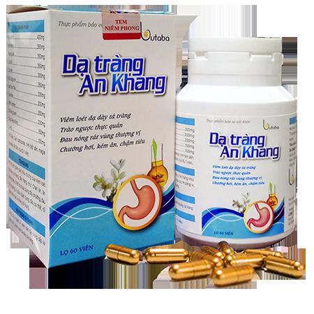 """TPBVSK Dạ Tràng An Khang - """"Khắc tinh"""" của viêm loét dạ dày - Ảnh 1."""