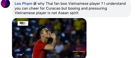 CĐV Việt Nam, Thái Lan khẩu chiến kịch liệt trên MXH sau trận chung kết Kings Cup 2019 - Ảnh 3.