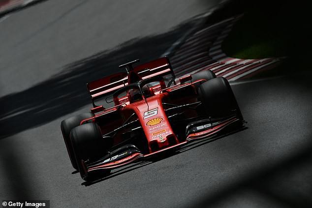 Sebastian Vettel giành pole ở GP Canada - Ảnh 1.