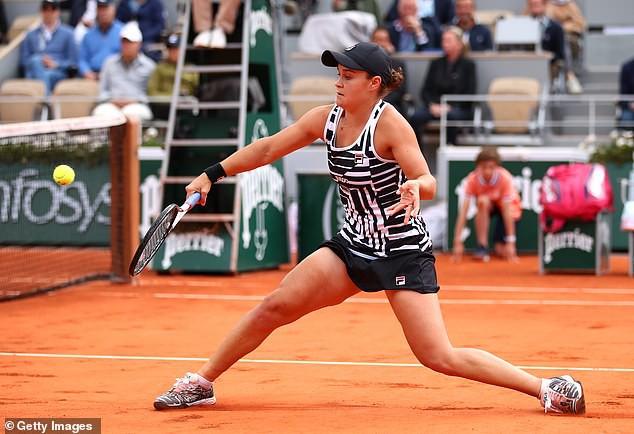 Ashleigh Barty dễ dàng đăng quang chức vô địch giải Pháp mở rộng 2019 - Ảnh 2.