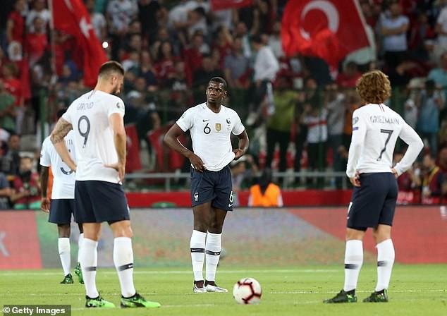 Kết quả vòng loại EURO 2020 rạng sáng 9/6: ĐT Pháp thất bại, ĐT Bỉ, ĐT Đức thắng dễ - Ảnh 1.