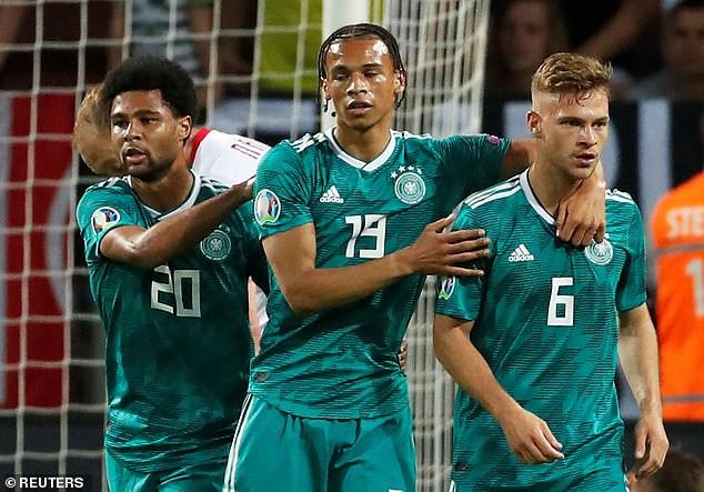 Kết quả vòng loại EURO 2020 rạng sáng 9/6: ĐT Pháp thất bại, ĐT Bỉ, ĐT Đức thắng dễ - Ảnh 3.