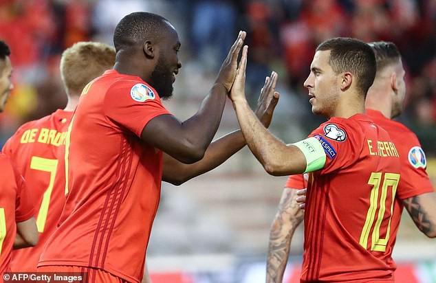 Kết quả vòng loại EURO 2020 rạng sáng 9/6: ĐT Pháp thất bại, ĐT Bỉ, ĐT Đức thắng dễ - Ảnh 2.