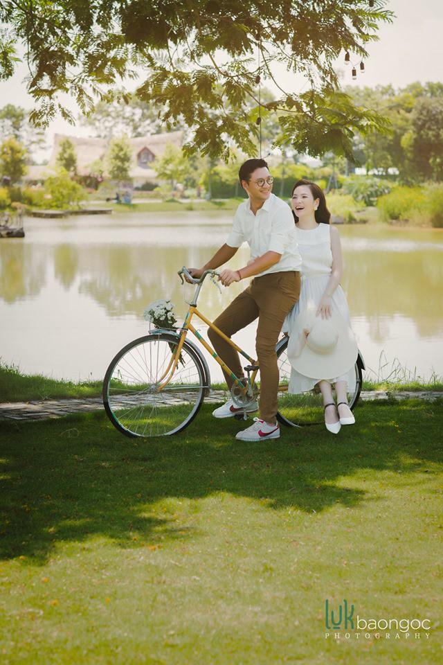 Đan Lê tung bộ ảnh ngọt ngào bên chồng, bật mí mối tình hơn 20 năm với Khải Anh - Ảnh 6.