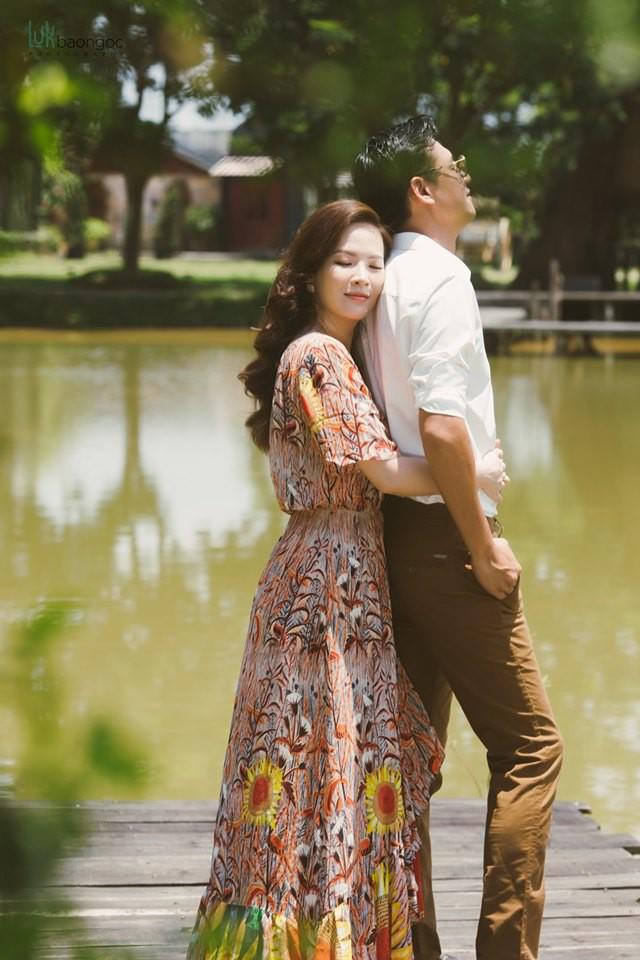 Đan Lê tung bộ ảnh ngọt ngào bên chồng, bật mí mối tình hơn 20 năm với Khải Anh - Ảnh 12.