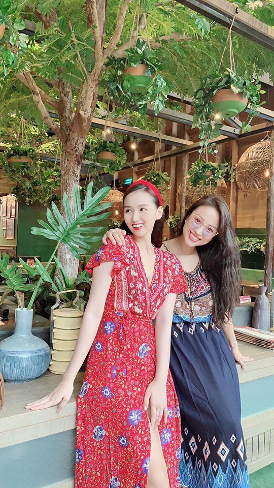 Lã Thanh Huyền vi vu Bangkok cùng cạ cứng MC Thanh Vân Hugo - Ảnh 2.