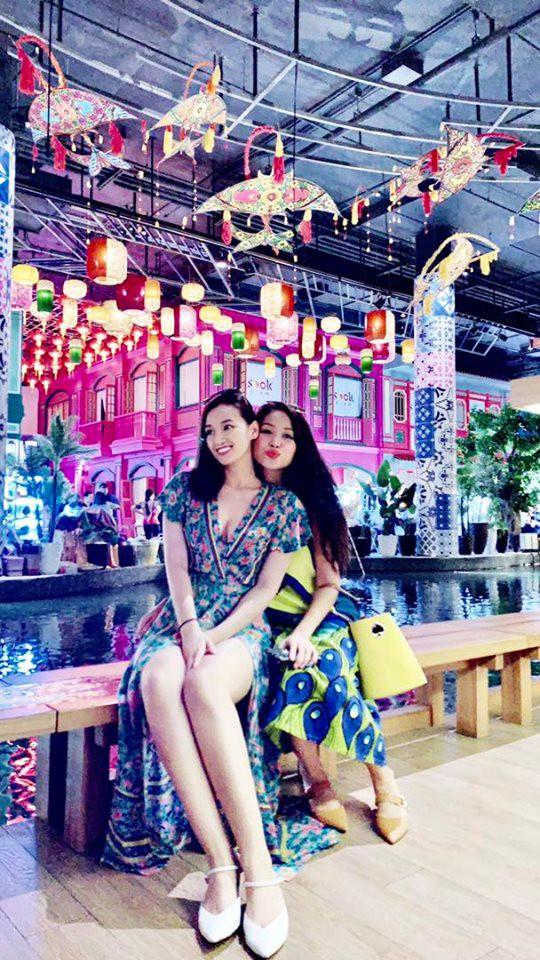 Lã Thanh Huyền vi vu Bangkok cùng cạ cứng MC Thanh Vân Hugo - Ảnh 9.