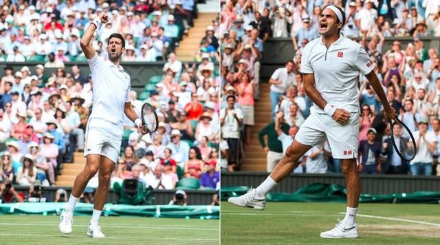 Lịch thi đấu chung kết Wimbledon 2019: Djokovic so tài Federer, Halep đối đầu Serena! - Ảnh 2.