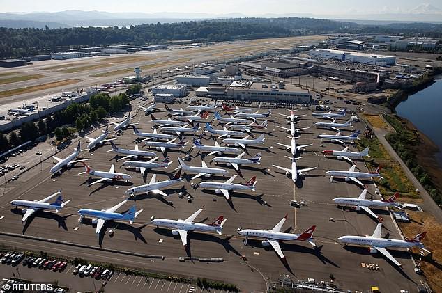 Boeing 737 MAX bị mong sẽ có lệnh cấm dài hạn - Ảnh 1.