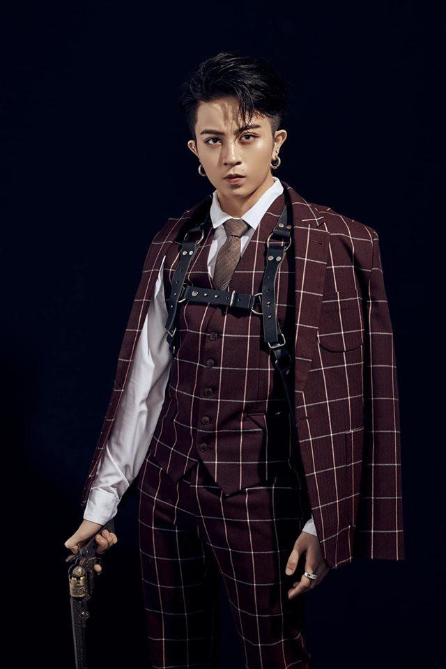 Gil Lê đẹp trai như tài tử Hong Kong trong bộ ảnh mới - Ảnh 2.
