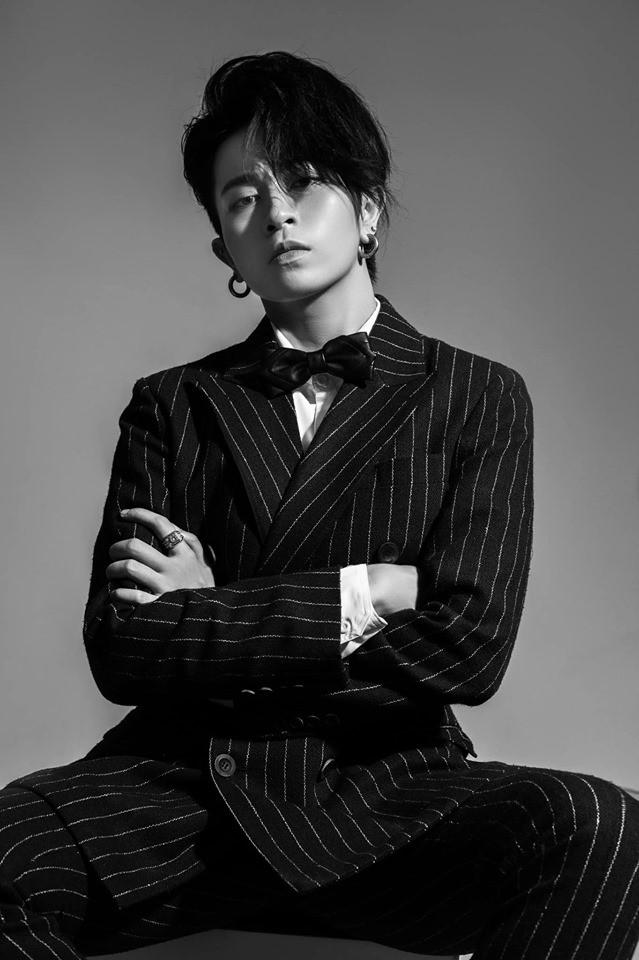 Gil Lê đẹp trai như tài tử Hong Kong trong bộ ảnh mới - Ảnh 5.