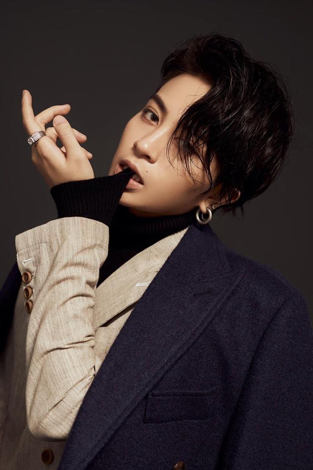 Gil Lê đẹp trai như tài tử Hong Kong trong bộ ảnh mới - Ảnh 9.