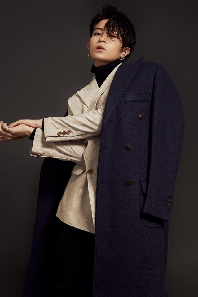 Gil Lê đẹp trai như tài tử Hong Kong trong bộ ảnh mới - Ảnh 10.