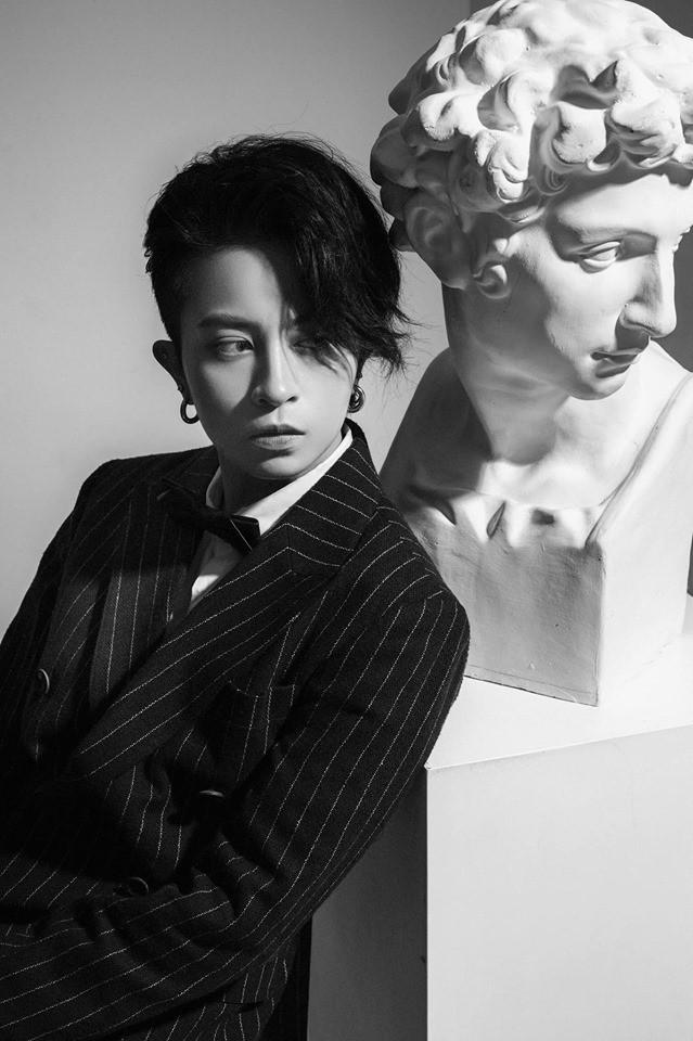 Gil Lê đẹp trai như tài tử Hong Kong trong bộ ảnh mới - Ảnh 11.