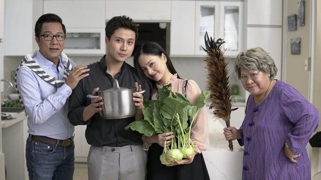GLTT với NSƯT Minh Vượng - Bà nội chồng khó tính của Nàng dâu order - Ảnh 2.