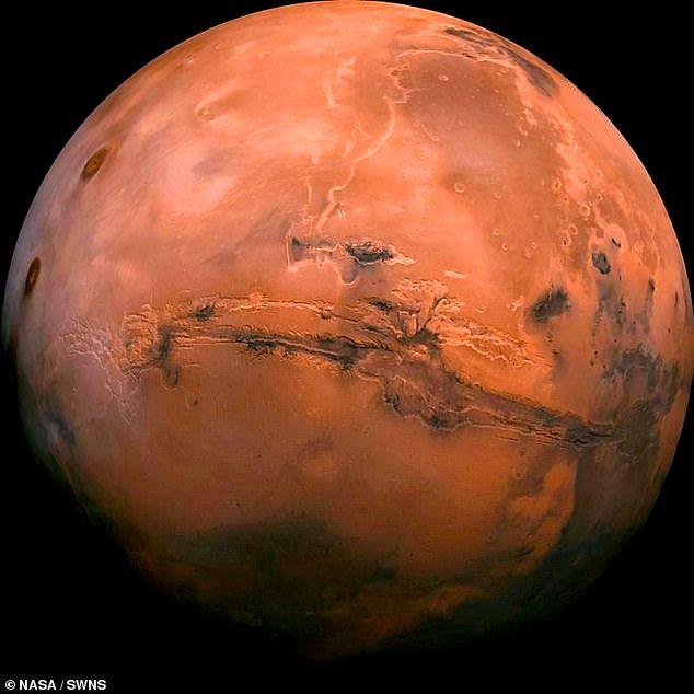 Con người sẽ sống được trên Sao Hỏa nhờ gạch cách nhiệt? - Ảnh 1.