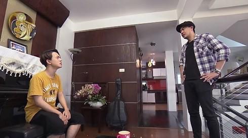 Tuấn Tú tiết lộ bí quyết khiến mình già đi trong Về nhà đi con - Ảnh 2.