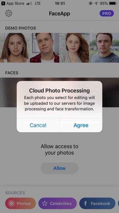 Hãy cân nhắc kỹ khi sử dụng FaceApp giúp biến trẻ thành già! - Ảnh 2.