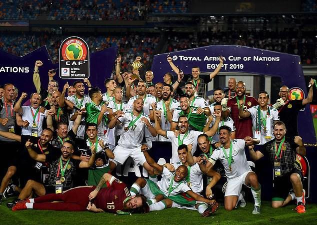 Vượt qua Senegal trong trận chung kết, Algeria vô địch AFCON 2019 - Ảnh 1.