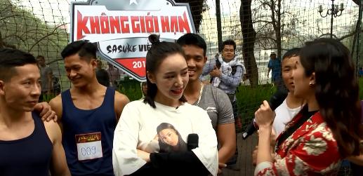 Quỳnh Kool đại náo Không giới hạn - Sasuke Việt Nam mùa 5 - Ảnh 1.