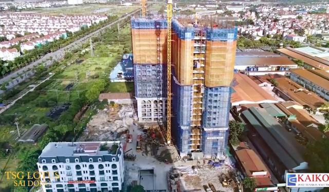 Mở bán & cất nóc TSG Lotus Sài Đồng: Tậu nhà sang - trúng quà lên tới 100 triệu đồng - Ảnh 1.