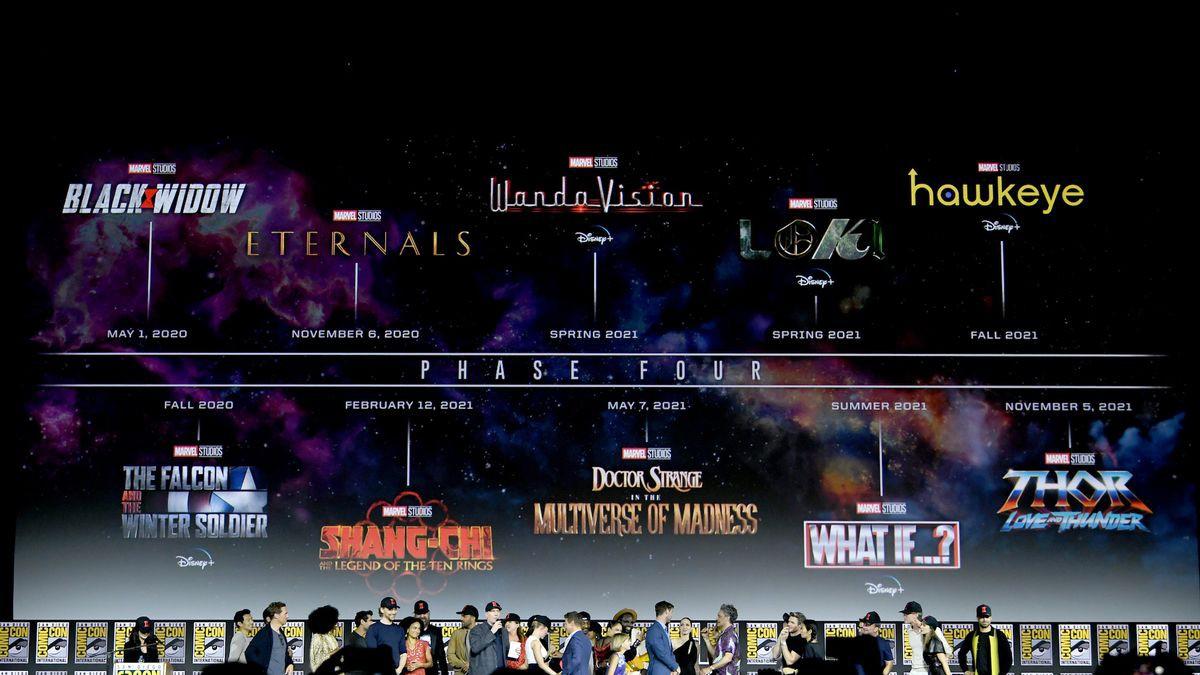 Marvel giai đoạn 4: Kỷ nguyên mới cho sự đa dạng tại Hollywood - Ảnh 6.