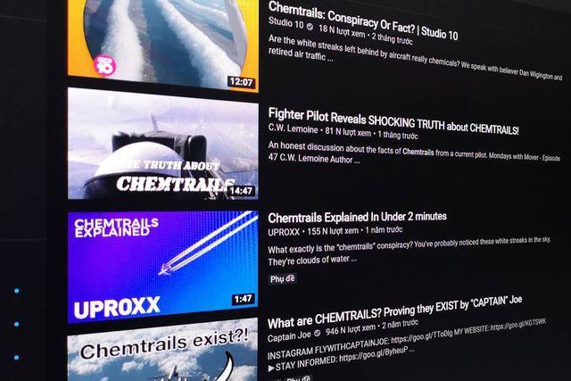 Nhiều video khoa học trên YouTube bị bóp méo, người xem hoang mang - ảnh 1