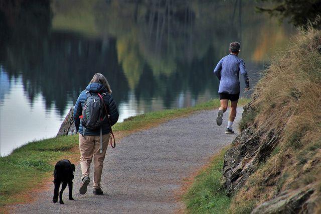 Đi bộ và chạy, hoạt động nào tốt hơn cho sức khỏe? - Ảnh 2.