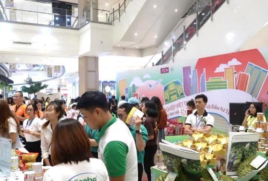 24 doanh nghiệp tham gia Tuần lễ trưng bày sản phẩm doanh nghiệp Việt - Ảnh 1.