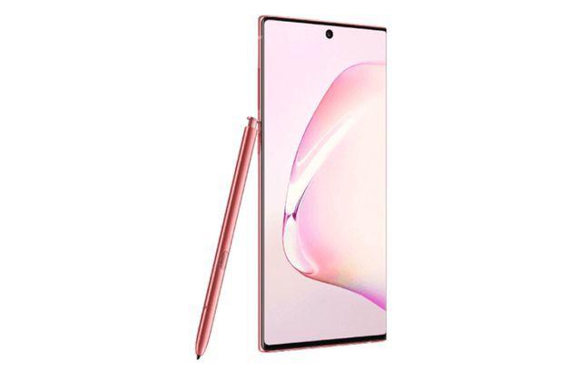 Lộ ảnh chính thức Galaxy Note10 phiên bản màu hồng - Ảnh 2.