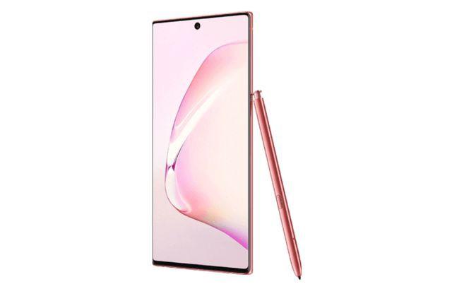 Lộ ảnh chính thức Galaxy Note10 phiên bản màu hồng - Ảnh 3.