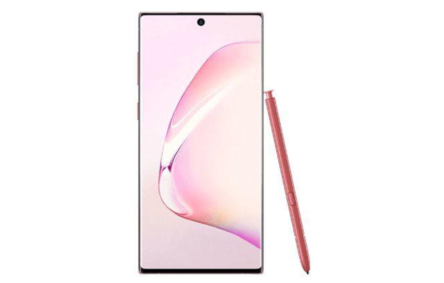 Lộ ảnh chính thức Galaxy Note10 phiên bản màu hồng - Ảnh 5.
