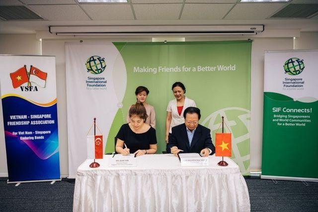 Quỹ Quốc tế Singapore (SIF) tiếp tục đẩy mạnh các dự án tại Việt Nam - Ảnh 1.