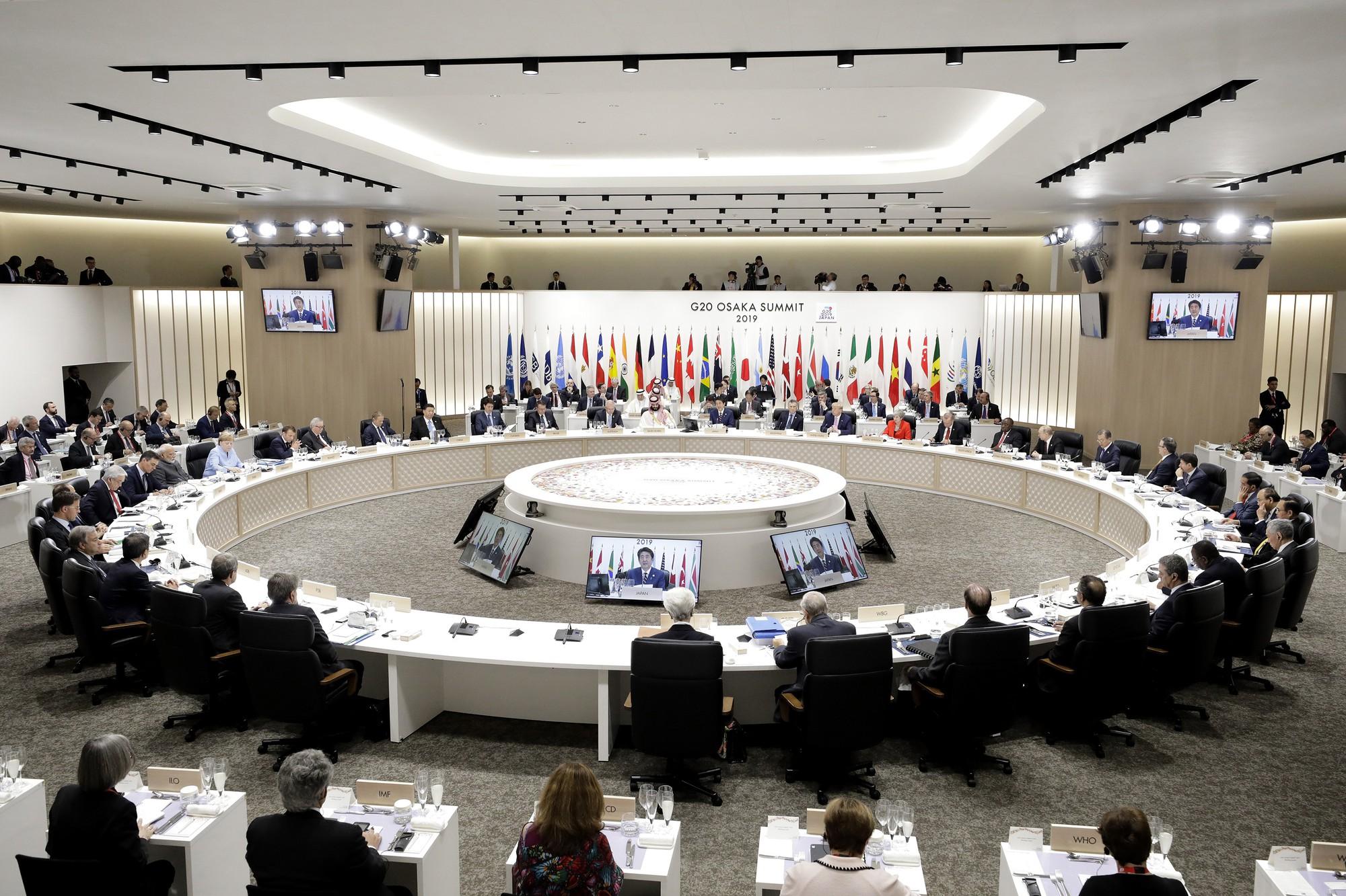 G20 Osaka: Cơ hội hóa giải những căng thẳng của thế giới - Ảnh 10.