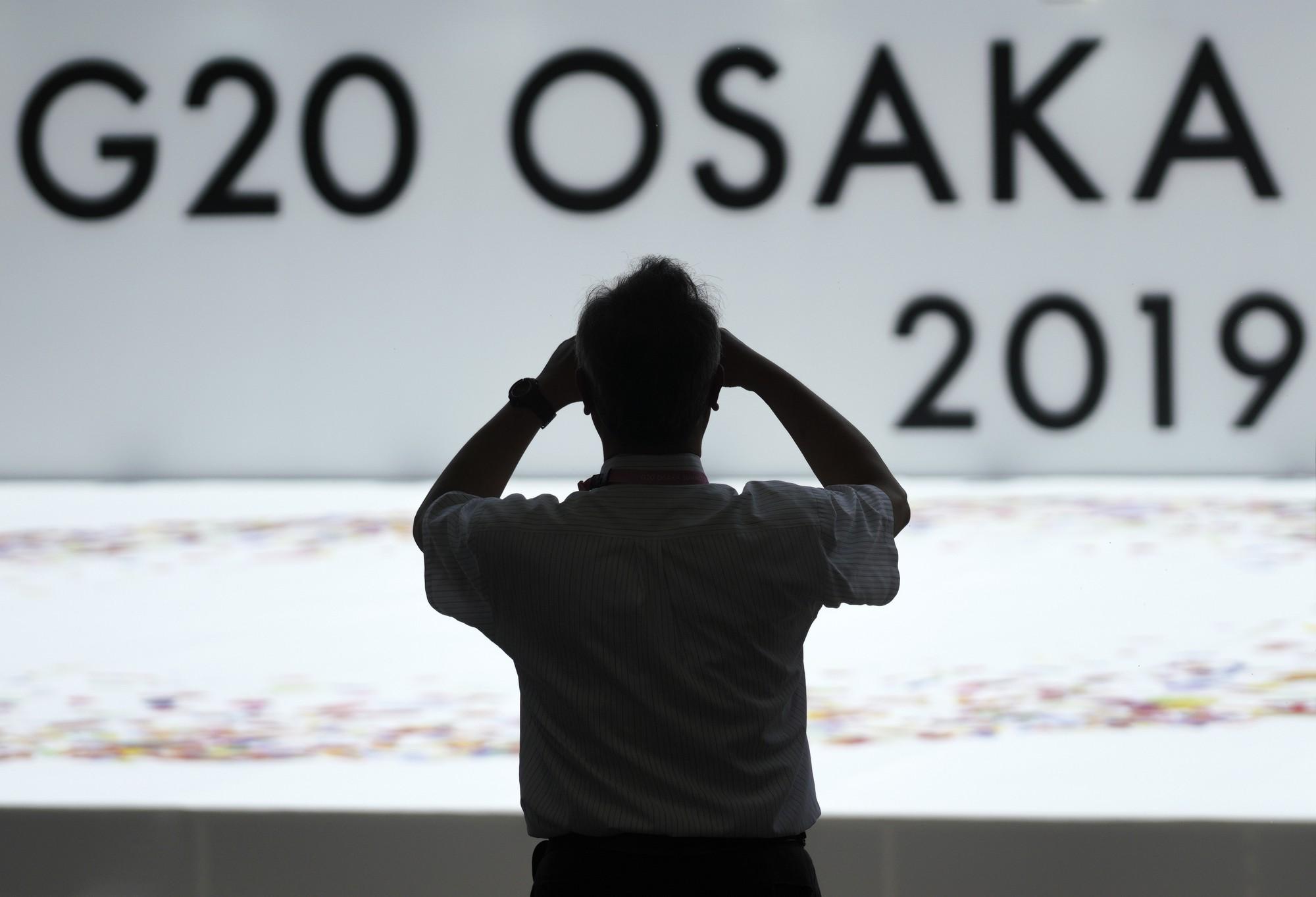 G20 Osaka: Cơ hội hóa giải những căng thẳng của thế giới - Ảnh 8.