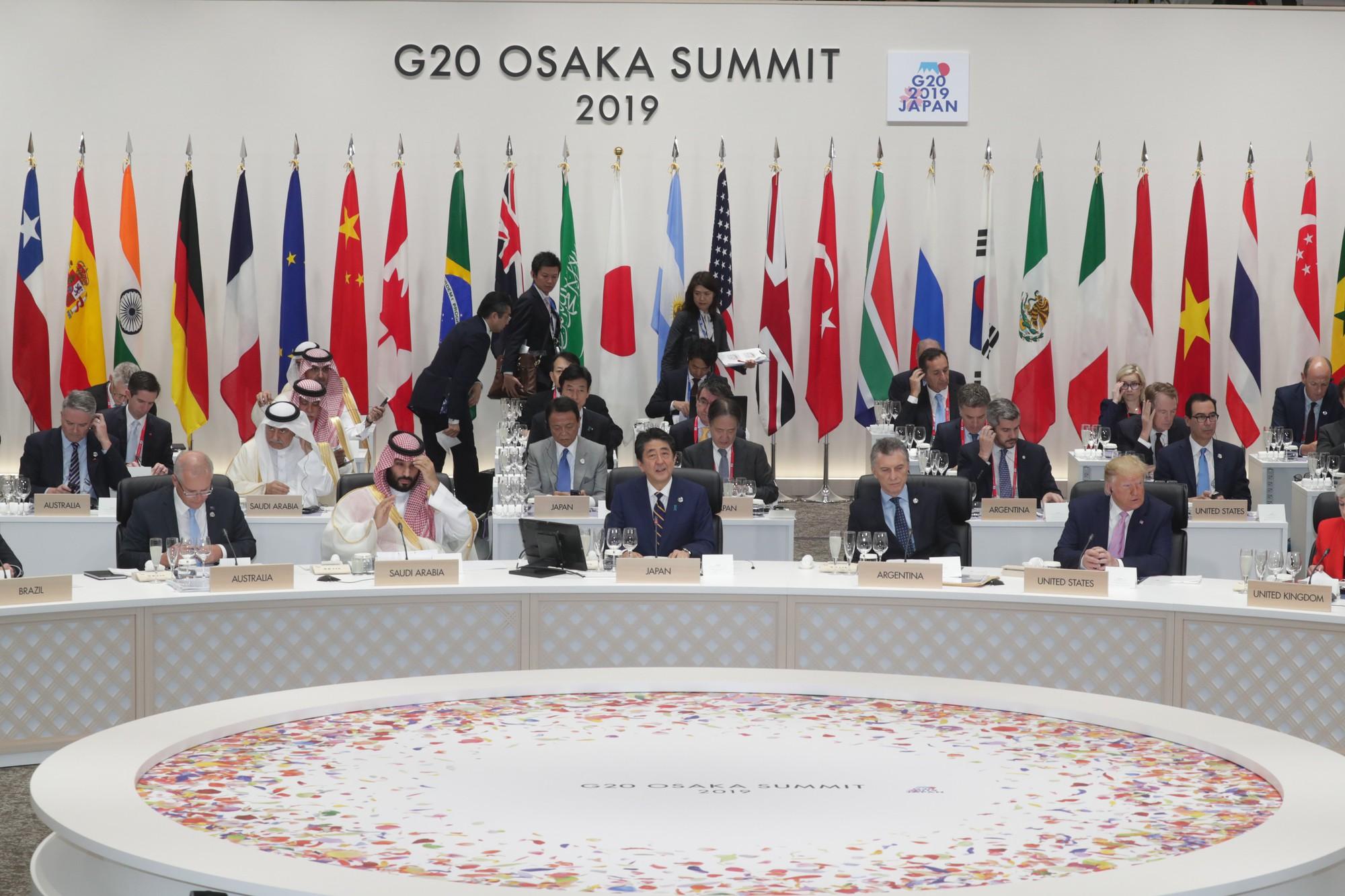 G20 Osaka: Cơ hội hóa giải những căng thẳng của thế giới - Ảnh 2.