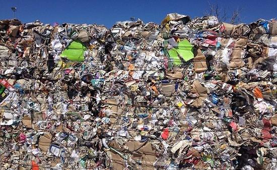 Việt Nam vào top nhập khẩu phế liệu nhựa nhiều nhất thế giới - Ảnh 1.