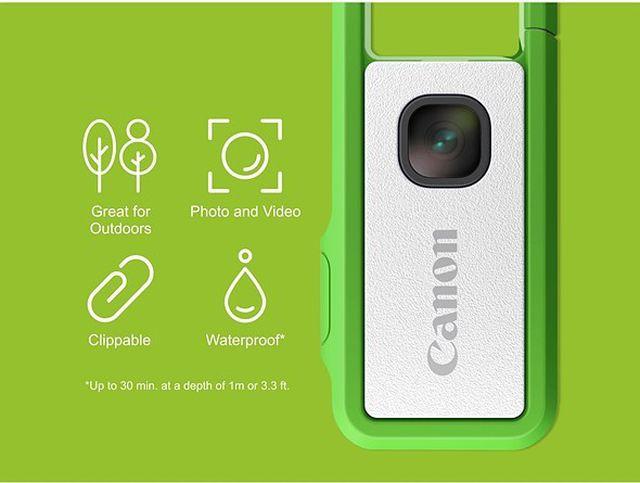 Canon giới thiệu máy ảnh tí hon với thiết kế siêu độc đáo - Ảnh 2.
