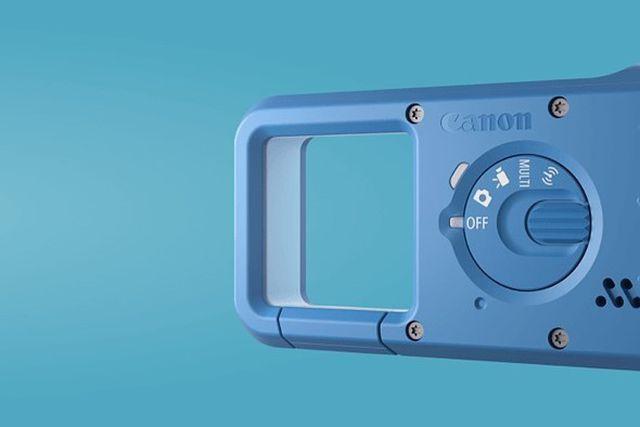 Canon giới thiệu máy ảnh tí hon với thiết kế siêu độc đáo - Ảnh 4.