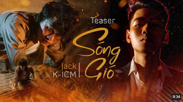 Nhá hàng MV mới, Jack khiến fan lo sốt vó với gương mặt đầy máu - Ảnh 2.