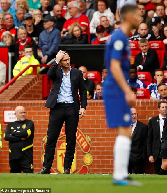 ẢNH: Hàng công Man Utd hủy diệt Chelsea ở đại chiến mở màn Ngoại hạng Anh 2019/20 - Ảnh 18.