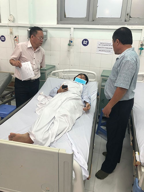 Bình Thuận: 4 người tử vong khi tắm biển - Ảnh 1.