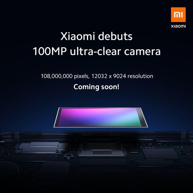 Xiaomi hé lộ sắp ra mắt smartphone với độ phân giải... 108 megapixel - ảnh 1